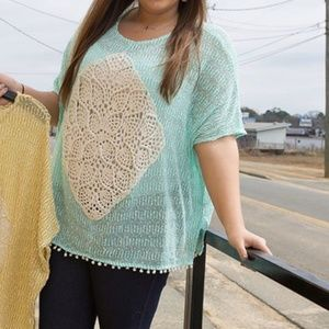 Pom Pom Bottom Tunic